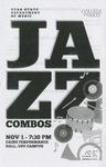 Utah State Department of Music Jazz Combos