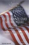 A Veterans Day Memorial