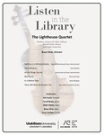 Listen in the Library: The Lighthouse Quartet