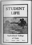 Student Life, January 1903, Vol. 1, No. 3