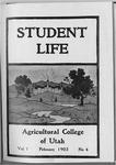 Student Life, February 1903, Vol. 1, No. 4
