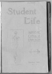 Student Life, October 1903, Vol. 2, No. 1
