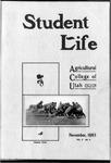 Student Life, November 1903, Vol. 2, No. 2