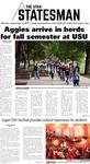 The Utah Statesman, September 14, 2015 by Utah State University