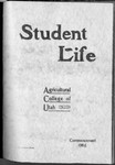 Student Life, May 1904, Commencement