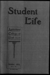 Student Life, October 1904, Vol. 3, No. 1