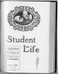 Student Life, January 1905, Vol. 3, No. 4