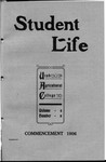Student Life, May 1906, Commencement