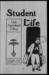 Student Life, January 1907, Vol. 5, No. 4 by Utah State University