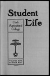 Student Life, February 1907, Vol. 5, No. 5 by Utah State University