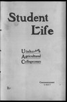 Student life, May 1907, Commencement by Utah State University