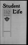 Student Life, January 1908, Vol. 6, No. 4 by Utah State University