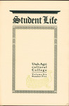 Student Life, February 1908, Vol. 6, No. 5 by Utah State University