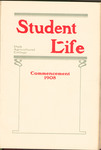 Student Life, May 1908, Commencement by Utah State University