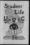 Student Life, 1908, Vol. 7, Football Edition