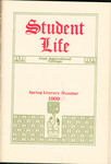 Student Life, 1909, Spring Literary Number