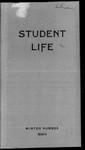 Student Life, Winter 1910