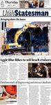 The Utah Statesman, April 11, 2013