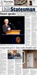 The Utah Statesman, April 18, 2013