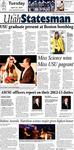 The Utah Statesman, April 23, 2013