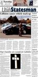 The Utah Statesman, April 2, 2013