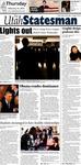 The Utah Statesman, February 14, 2013