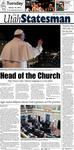 The Utah Statesman, March 19, 2013