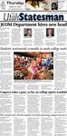 The Utah Statesman, March 21, 2013