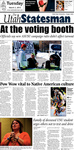 The Utah Statesman, March 5, 2013