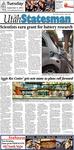 The Utah Statesman, September 4, 2012