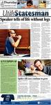 The Utah Statesman, September 13, 2012