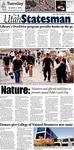The Utah Statesman, October 2, 2012