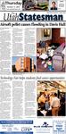 The Utah Statesman, October 11, 2012