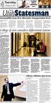 The Utah Statesman, October 23, 2012