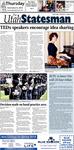The Utah Statesman, November 8, 2012