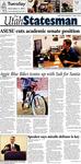 The Utah Statesman, December 4, 2012
