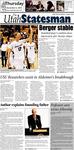 The Utah Statesman, December 6, 2012
