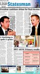 The Utah Statesman, February 25, 2011