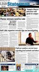 The Utah Statesman, February 9, 2011