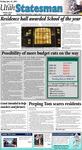The Utah Statesman, January 21, 2011