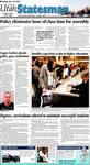 The Utah Statesman, January 10, 2011