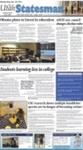 The Utah Statesman, January 26, 2011
