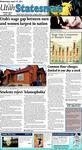 The Utah Statesman, April 27, 2011