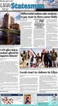 The Utah Statesman, April 4, 2011