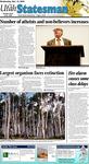 The Utah Statesman, October 13, 2010