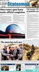 The Utah Statesman, October 11, 2010