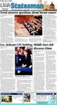 The Utah Statesman, October 8, 2010