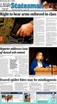 The Utah Statesman, October 6, 2010