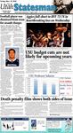 The Utah Statesman, November 19, 2010