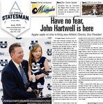 The Utah Statesman, June, 2015